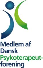 Logo - Medlem af Dansk Psykoterapeutforening